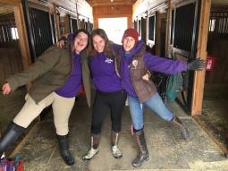 Everyday, we wear purple!